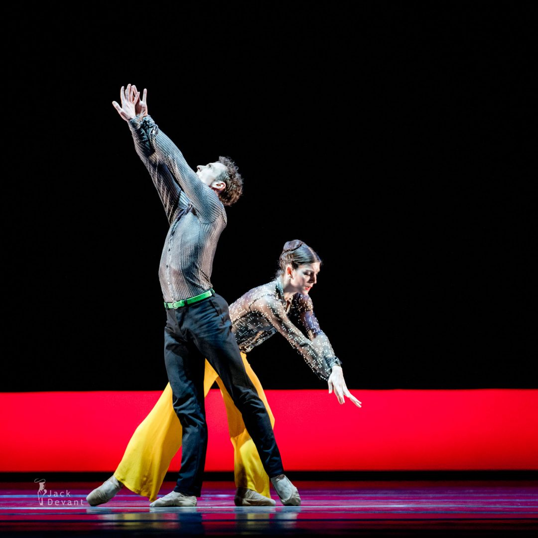 Nadia Yanowsky and Remi Wörtmeyer in Concerto Concordia MADE IN AMSTERDAM