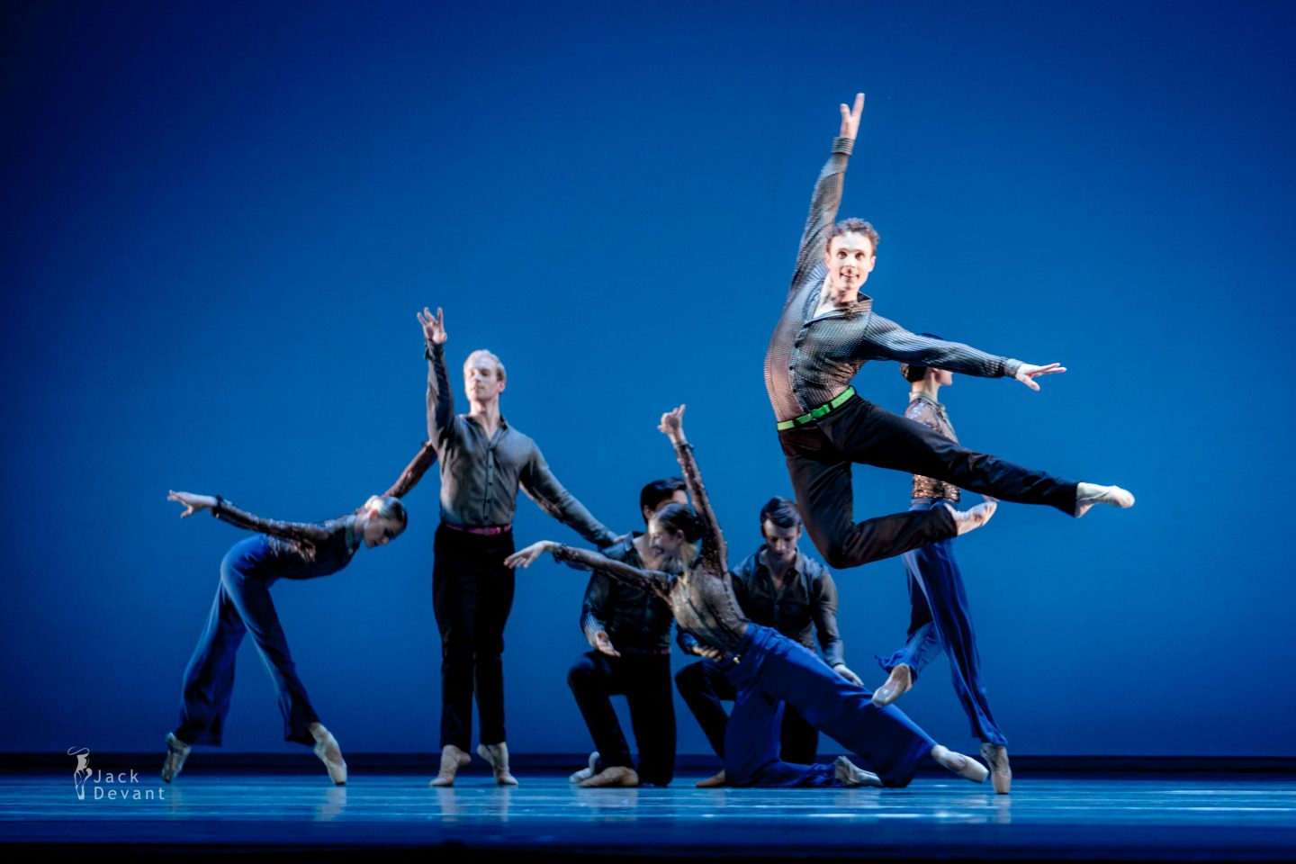 Soloists of HET Nationale Ballet and Remi Wörtmeyer in Concerto Concordia