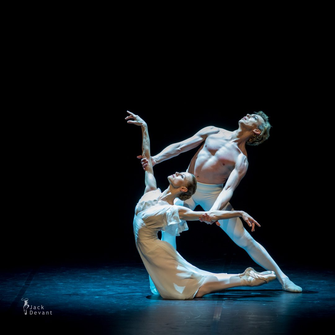 Vladimir Malakhov (Kryvyi Rih) Leda and the Swan, Nadja Saidakova, choreography Roland Petit. Shot in Berlin.