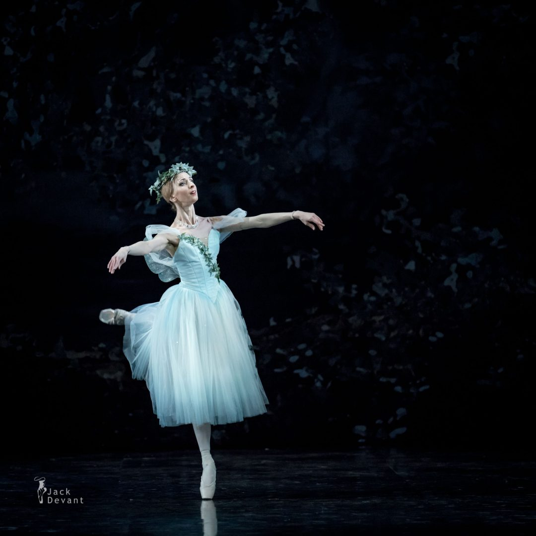 Heidi Kopti in Giselle Act 2