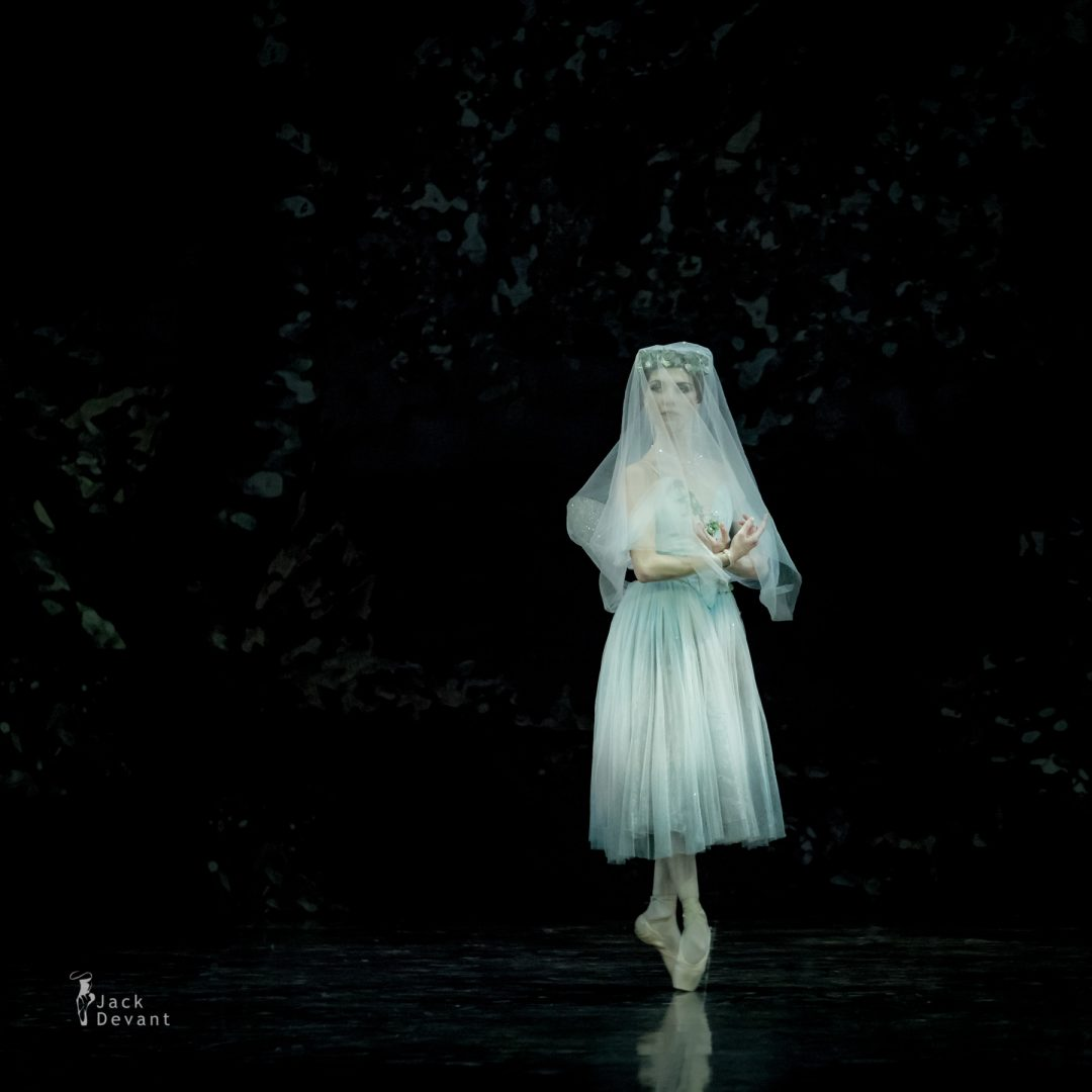 Giselle choreo Mary Skeaping by Estonin National Ballet