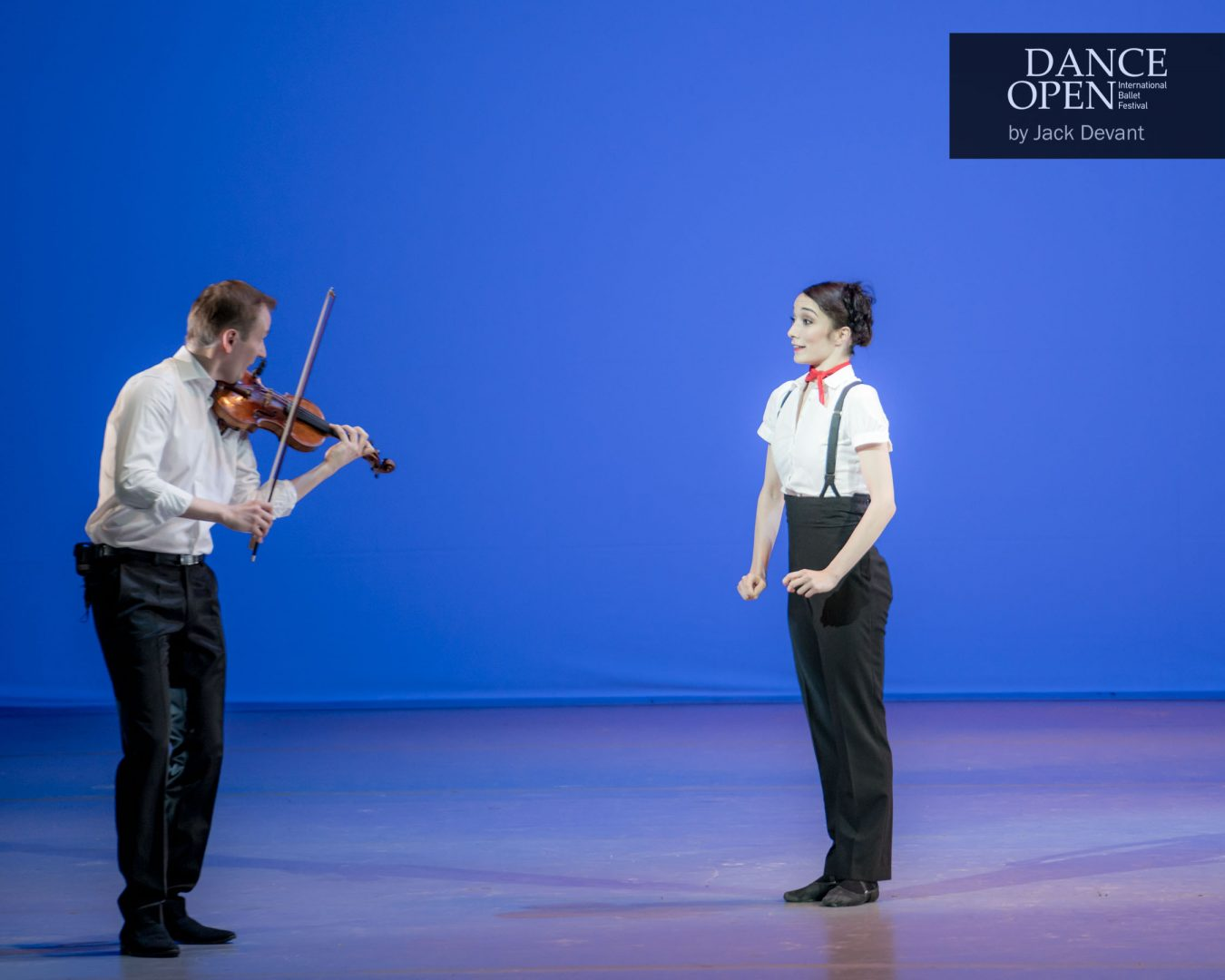 Marina Minoiu, Dmitry Zagrebin and Vyacheslav Lopatin in Les Lutins