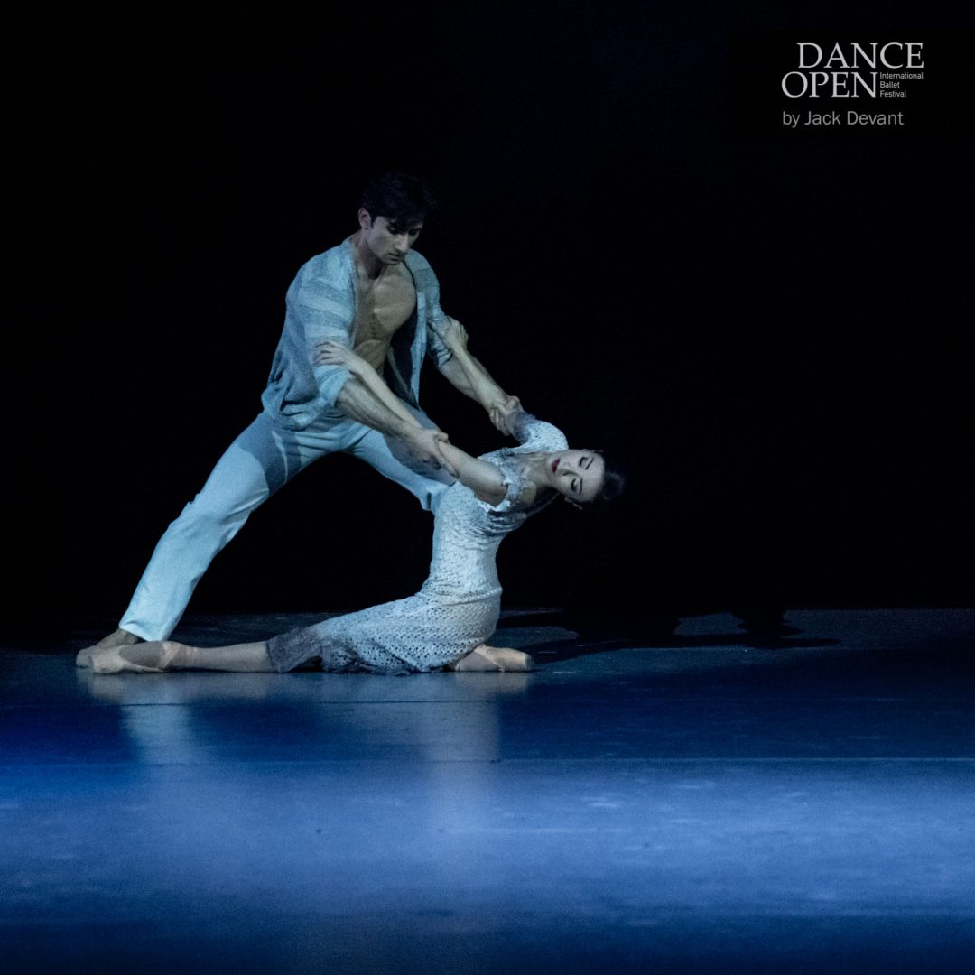 Yuan Yuan Tan and Davit Karapetyan in Finding Light