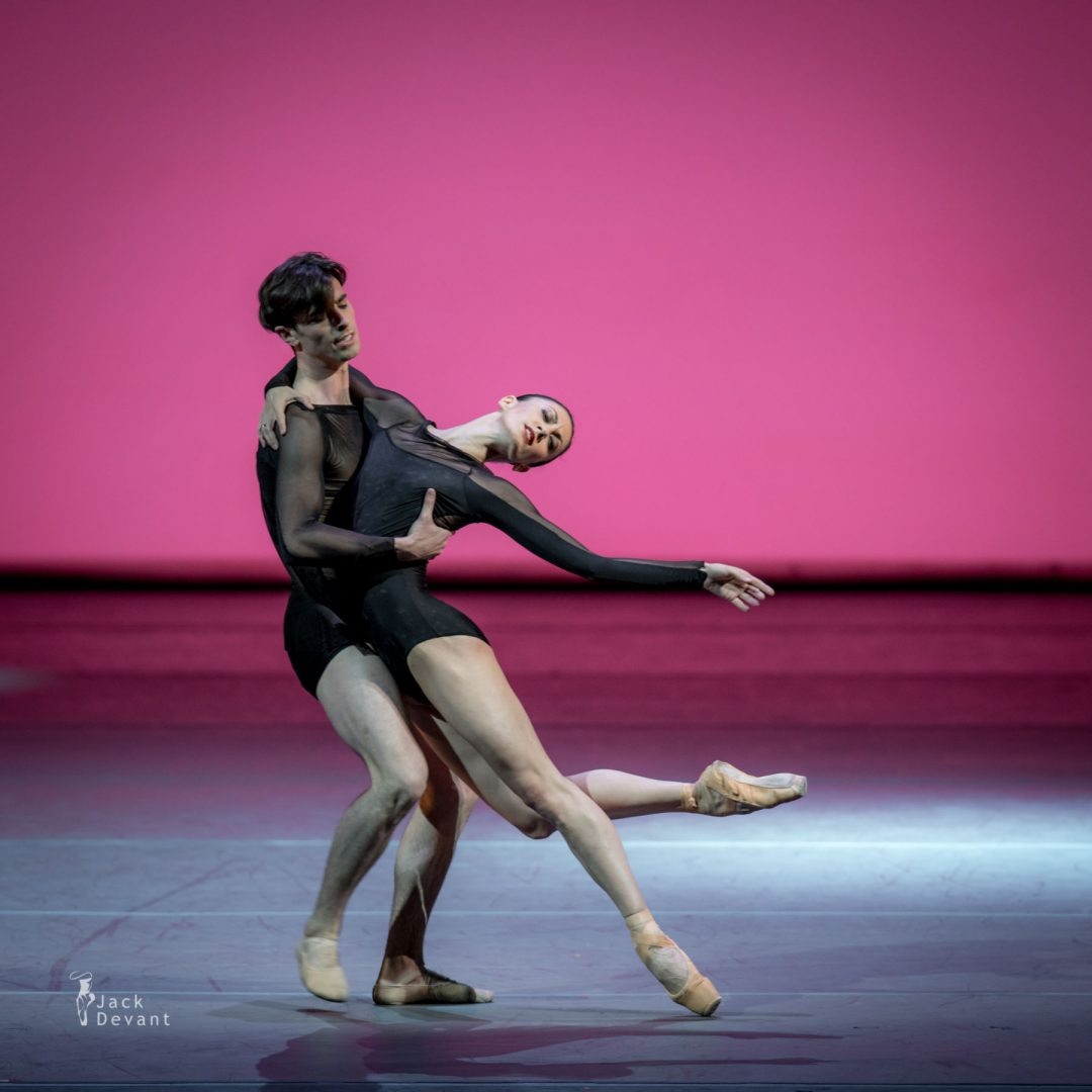 Victoria Jaiani and Joseph Walsh in Toi Moi 2