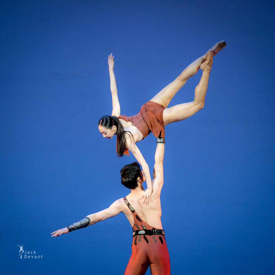 Benois de la Danse 2017 – Seul-Ki Park and Jae-Woo Lee (Korean National Ballet) in Spartacus