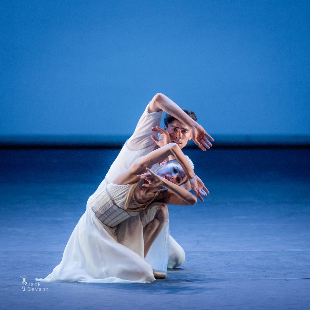 Lauren Strongin and Joseph Walsh (San-Francisco Ballet) in Seven Sonatas