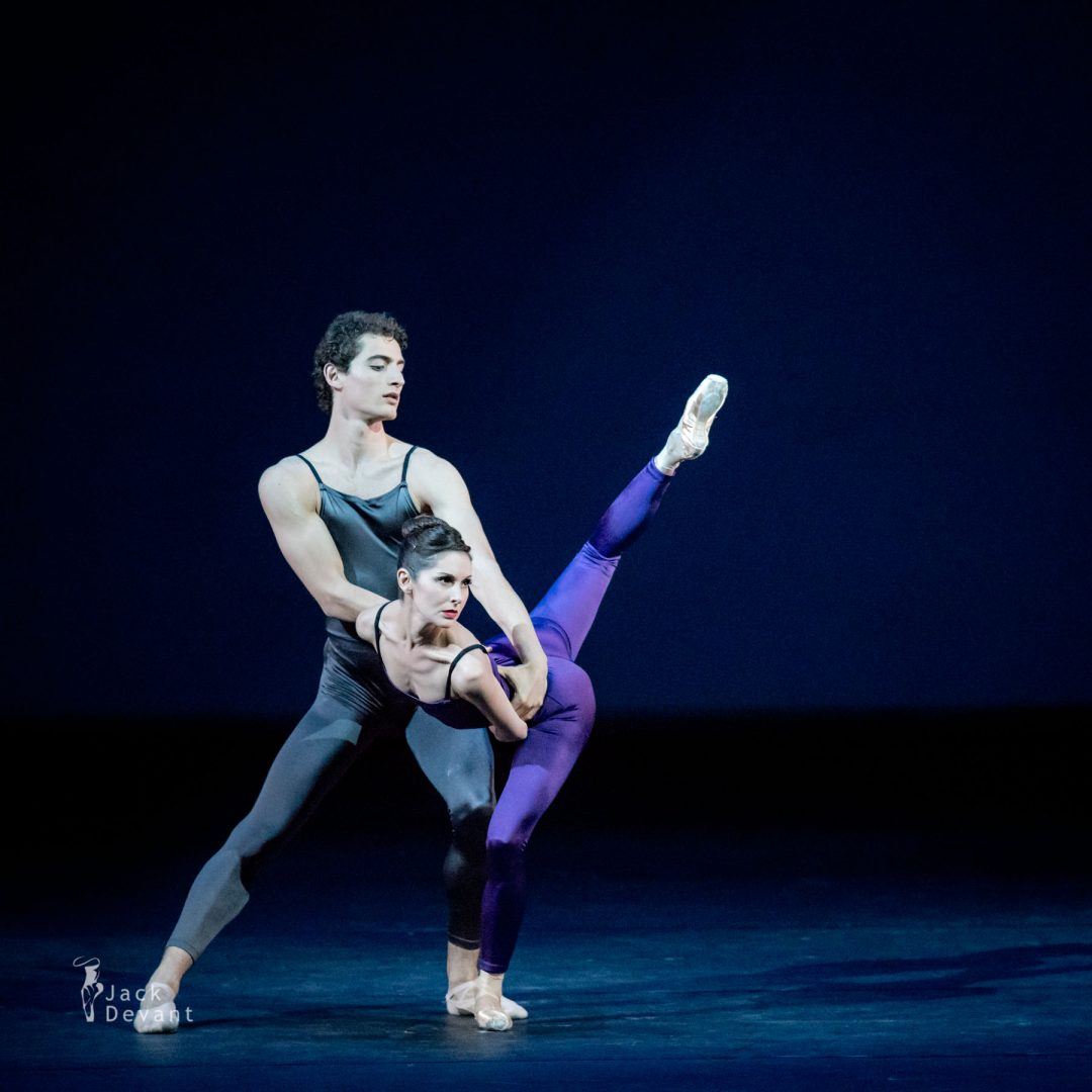 Lauren Strongin and Carlo Di Lanno in Variations for Two Couples 1