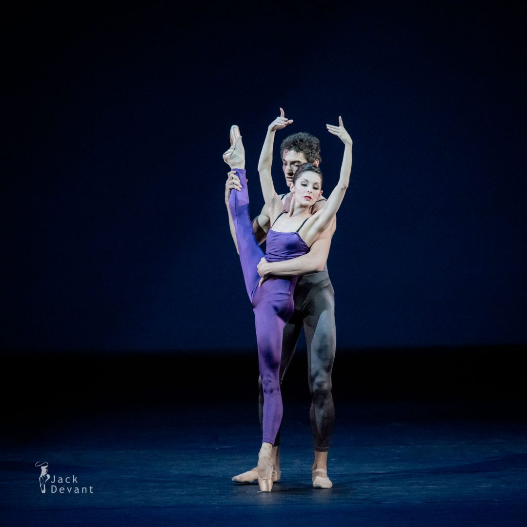 Lauren Strongin and Carlo Di Lanno in Variations for Two Couples 2