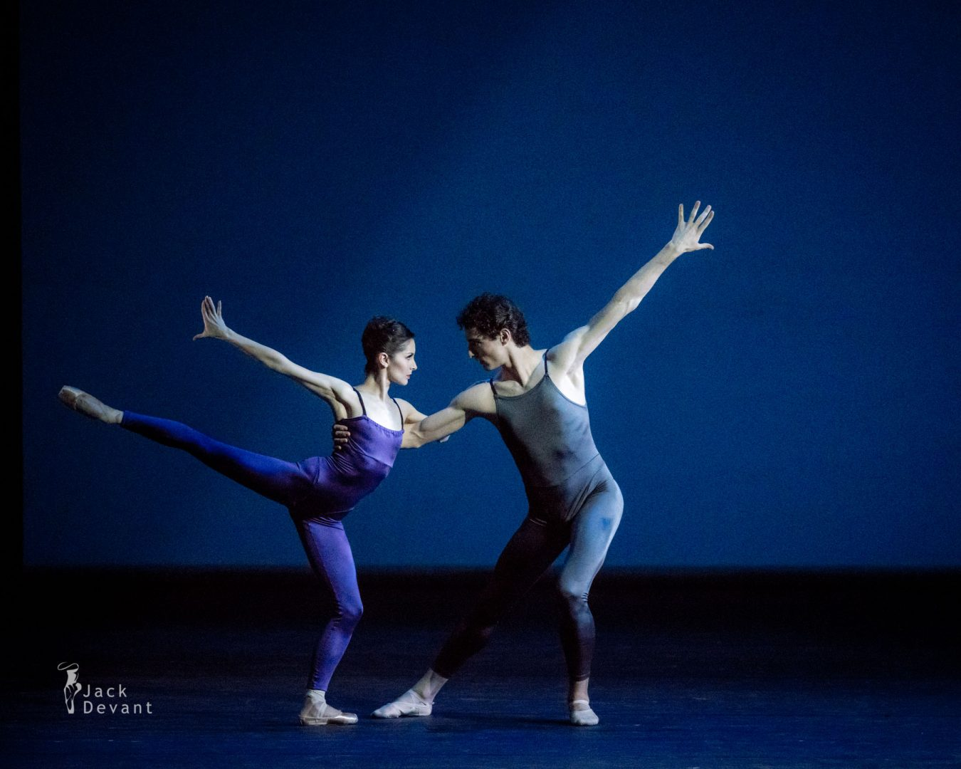 Lauren Strongin and Carlo Di Lanno in Variations for Two Couples 3