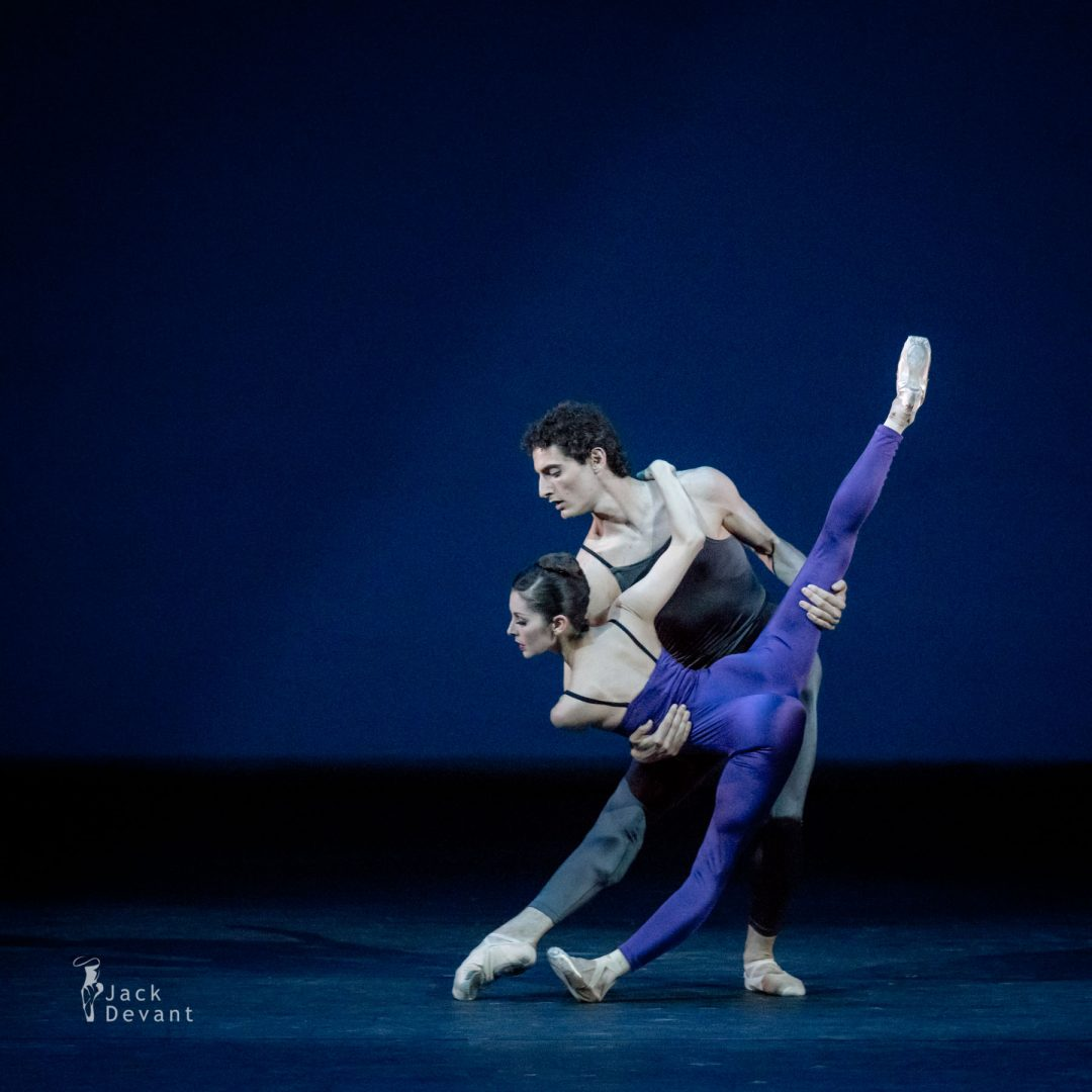Lauren Strongin and Carlo Di Lanno in Variations for Two Couples 4