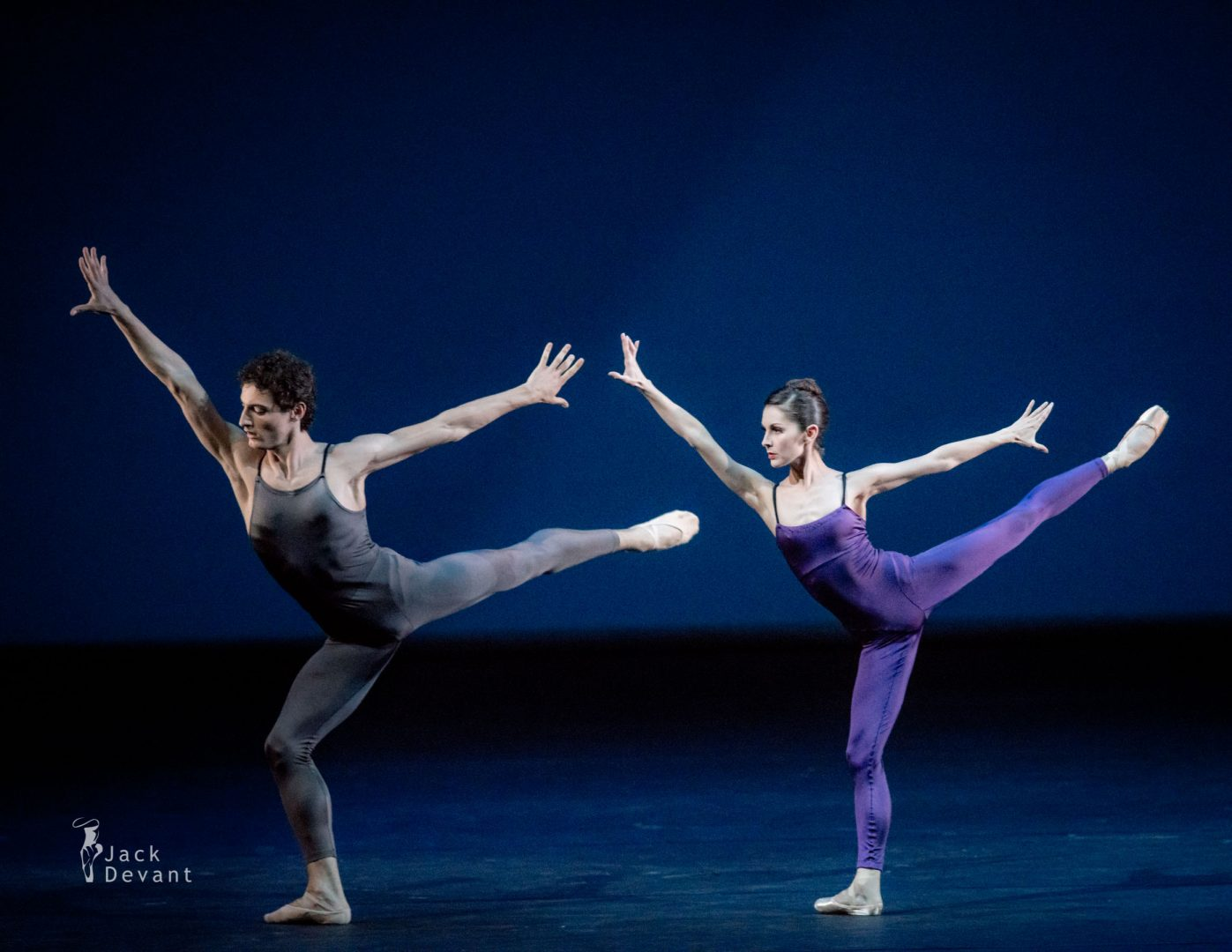 Lauren Strongin and Carlo Di Lanno in Variations for Two Couples 5