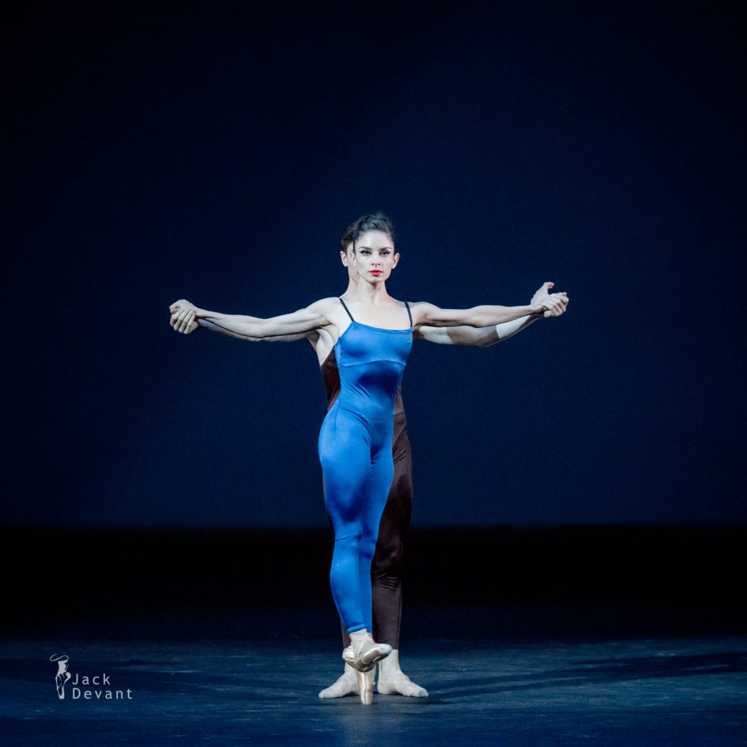 Dores Andre, Joseph Walsh in Variations for Two Couples 1