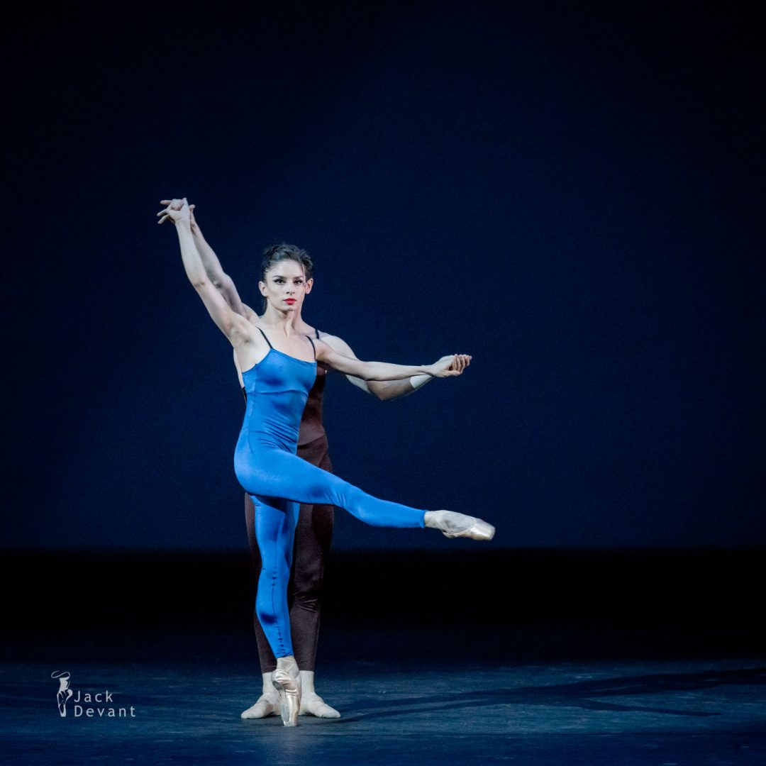 Dores Andre, Joseph Walsh in Variations for Two Couples 2