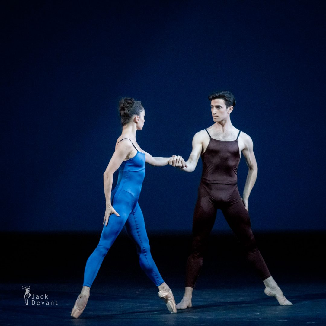 Dores Andre, Joseph Walsh in Variations for Two Couples 3