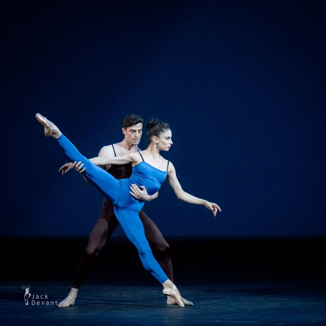 Dores Andre, Joseph Walsh in Variations for Two Couples 4