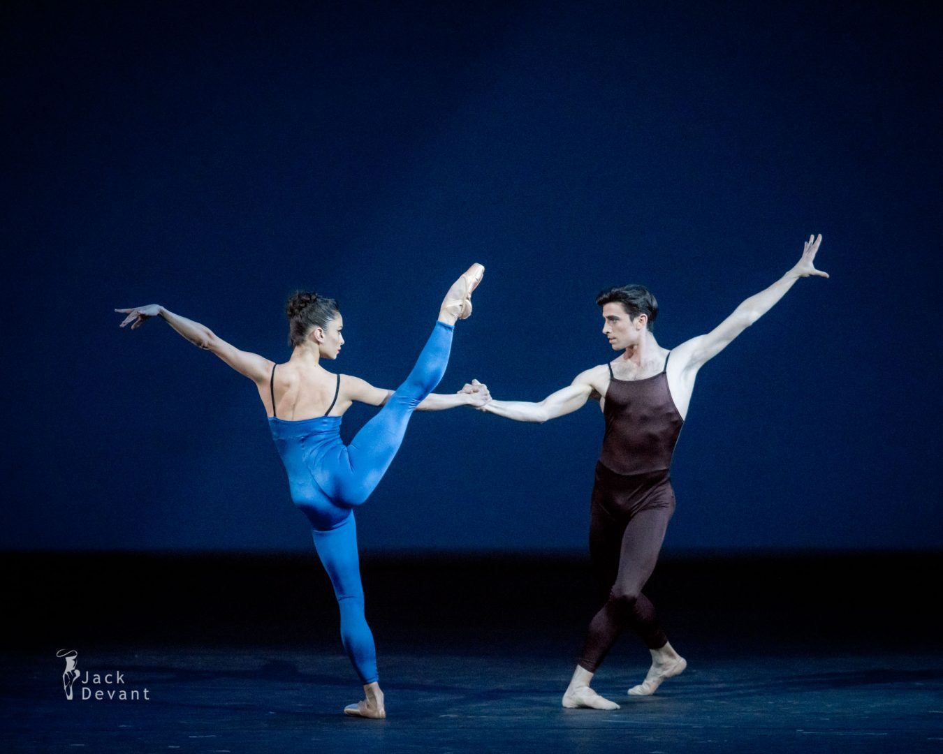 Dores Andre, Joseph Walsh in Variations for Two Couples 5