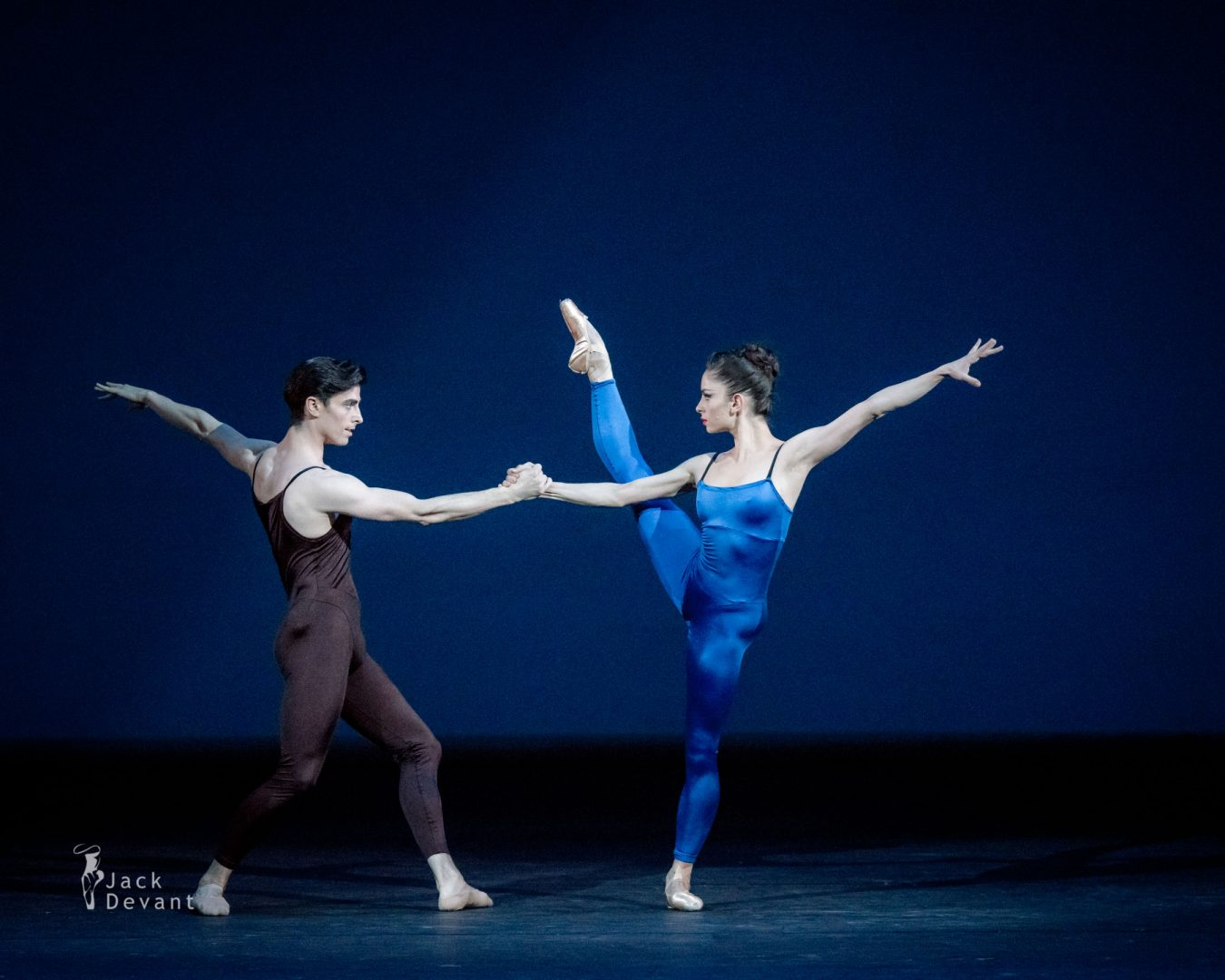 Dores Andre, Joseph Walsh in Variations for Two Couples 6