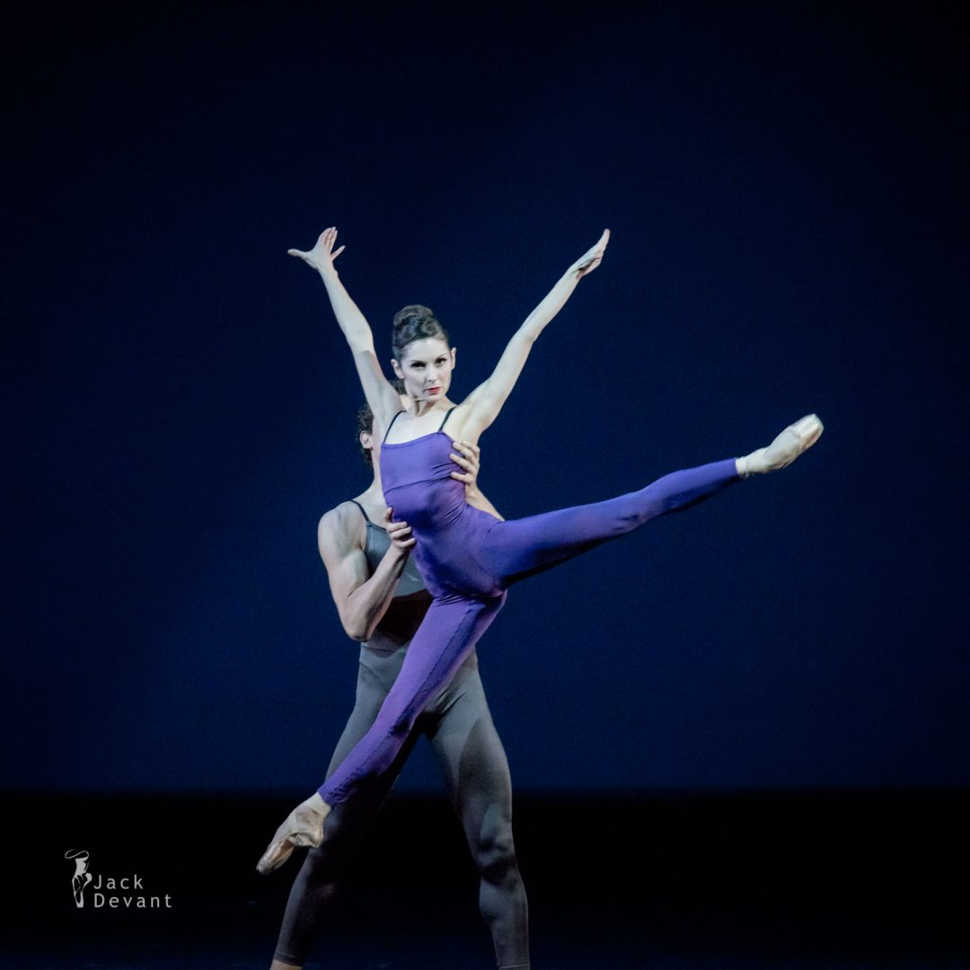 Lauren Strongin and Carlo Di Lanno in Variations for Two Couples 10