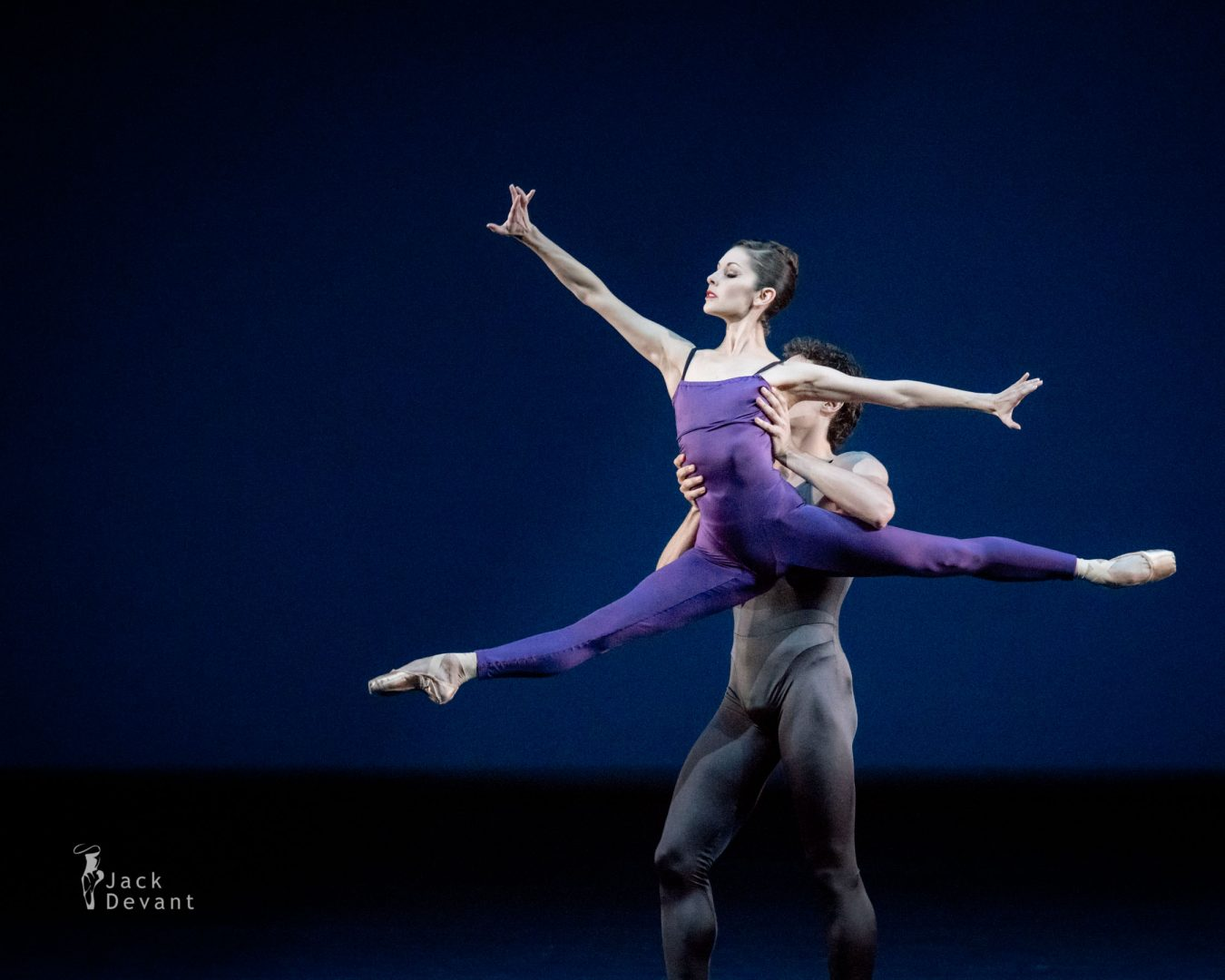 Lauren Strongin and Carlo Di Lanno in Variations for Two Couples 11