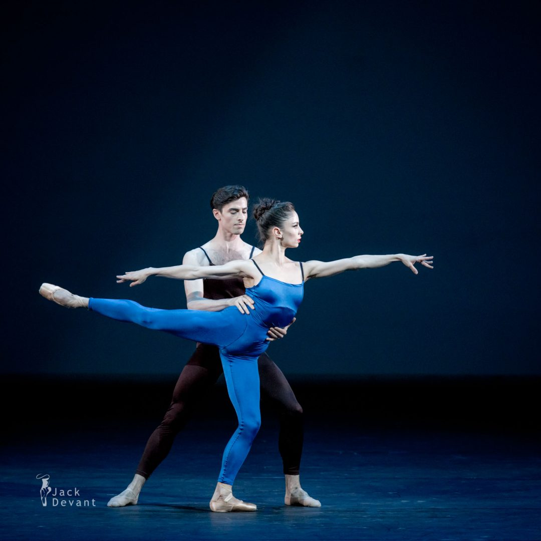 Dores Andre, Joseph Walsh in Variations for Two Couples 10