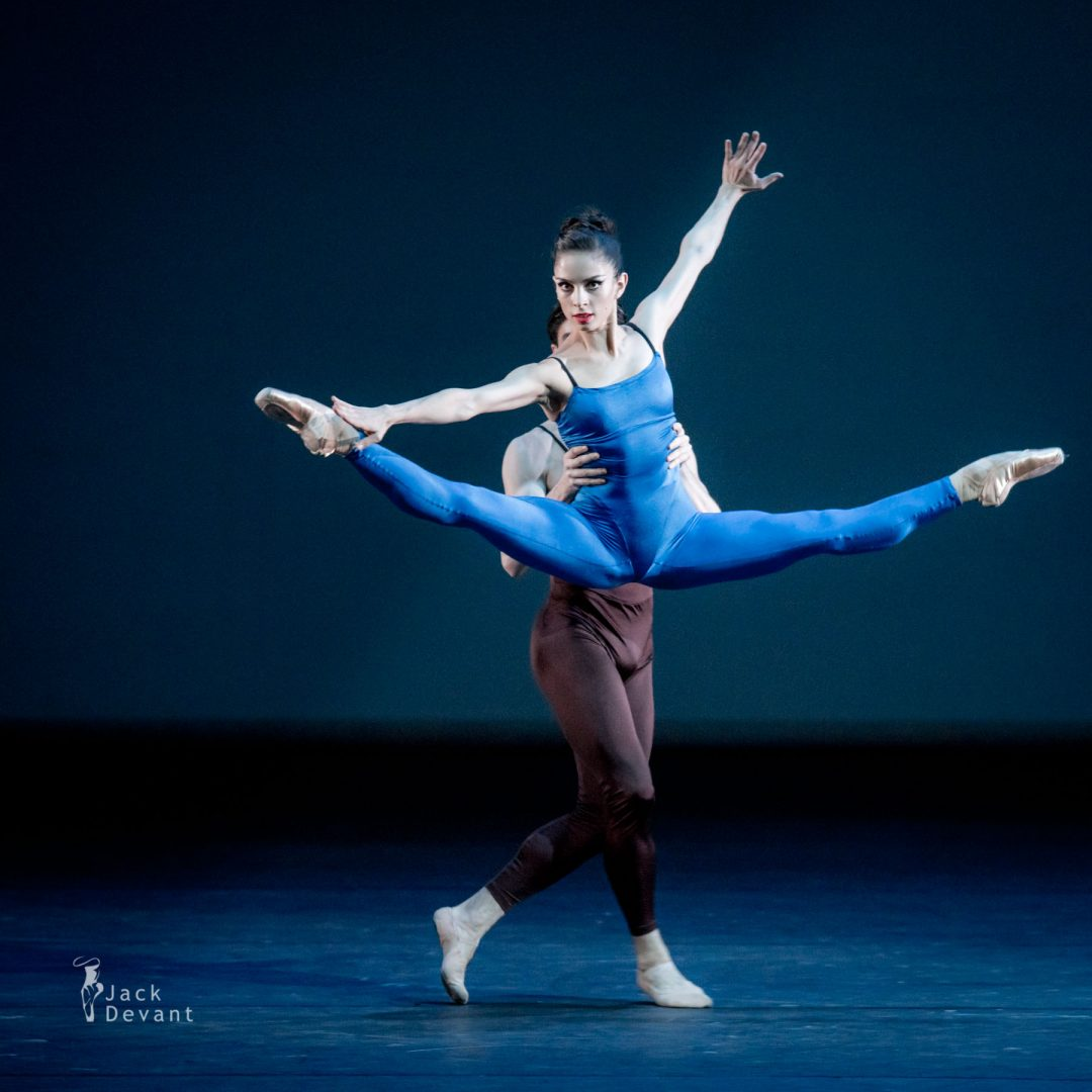 Dores Andre, Joseph Walsh in Variations for Two Couples 11