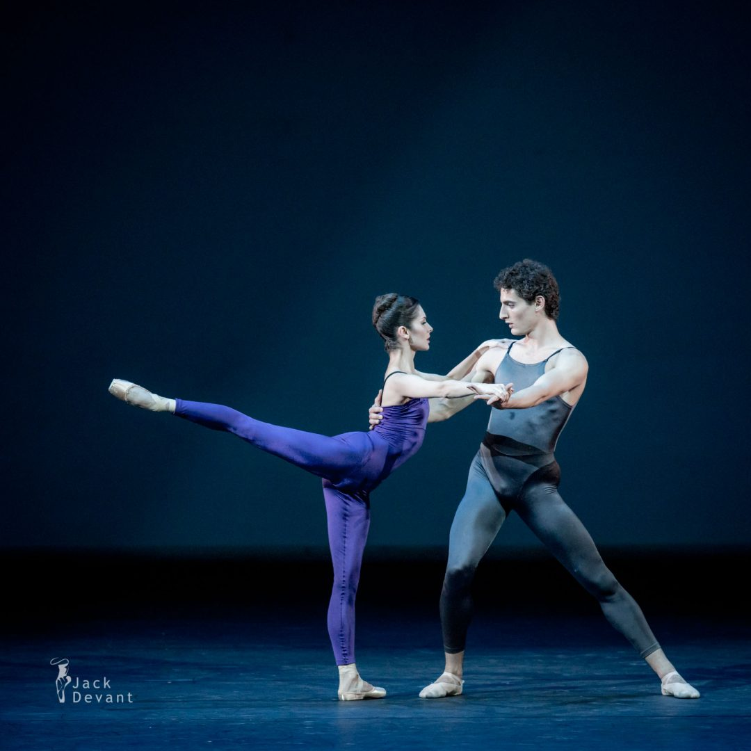 Lauren Strongin and Carlo Di Lanno in Variations for Two Couples 21