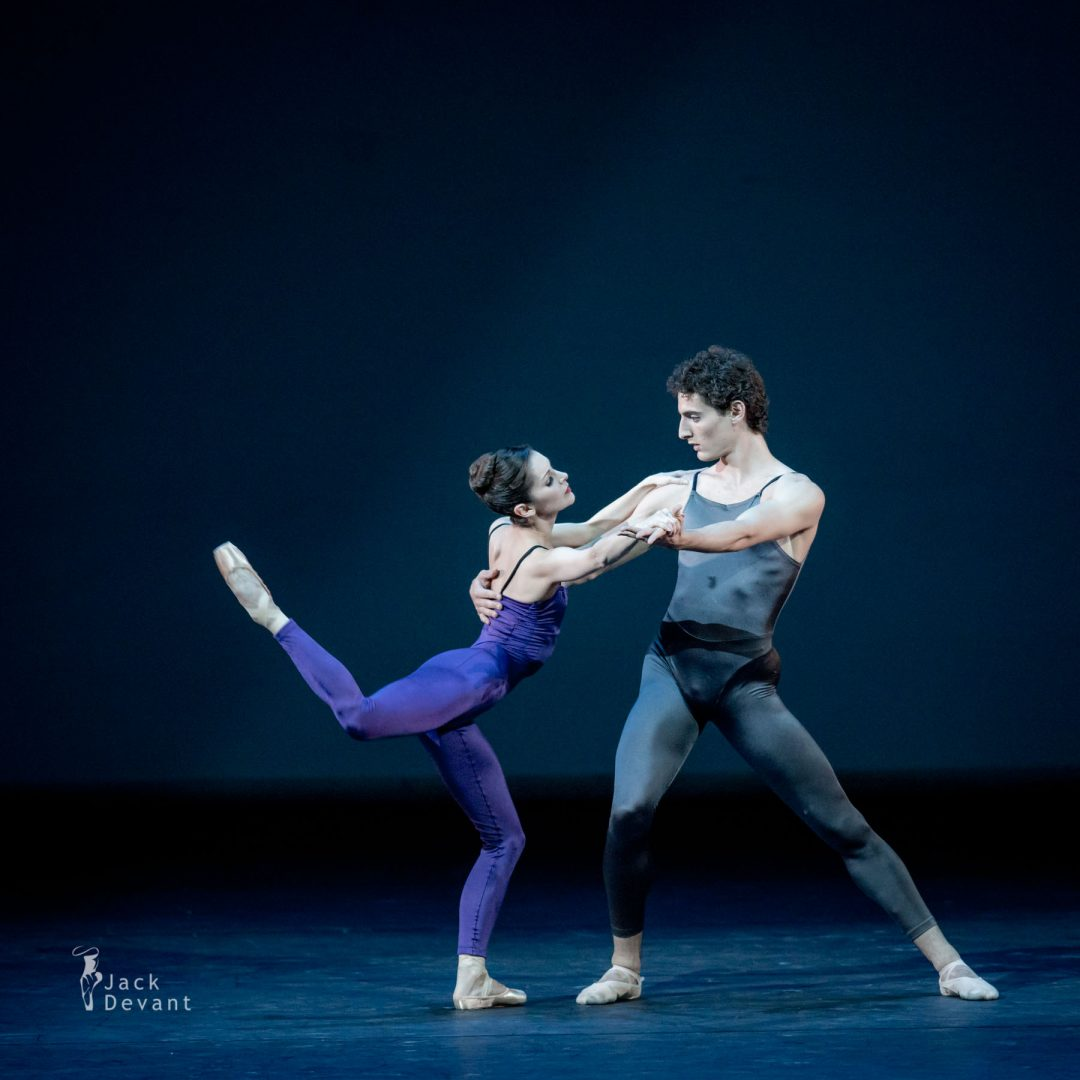 Lauren Strongin and Carlo Di Lanno in Variations for Two Couples 22