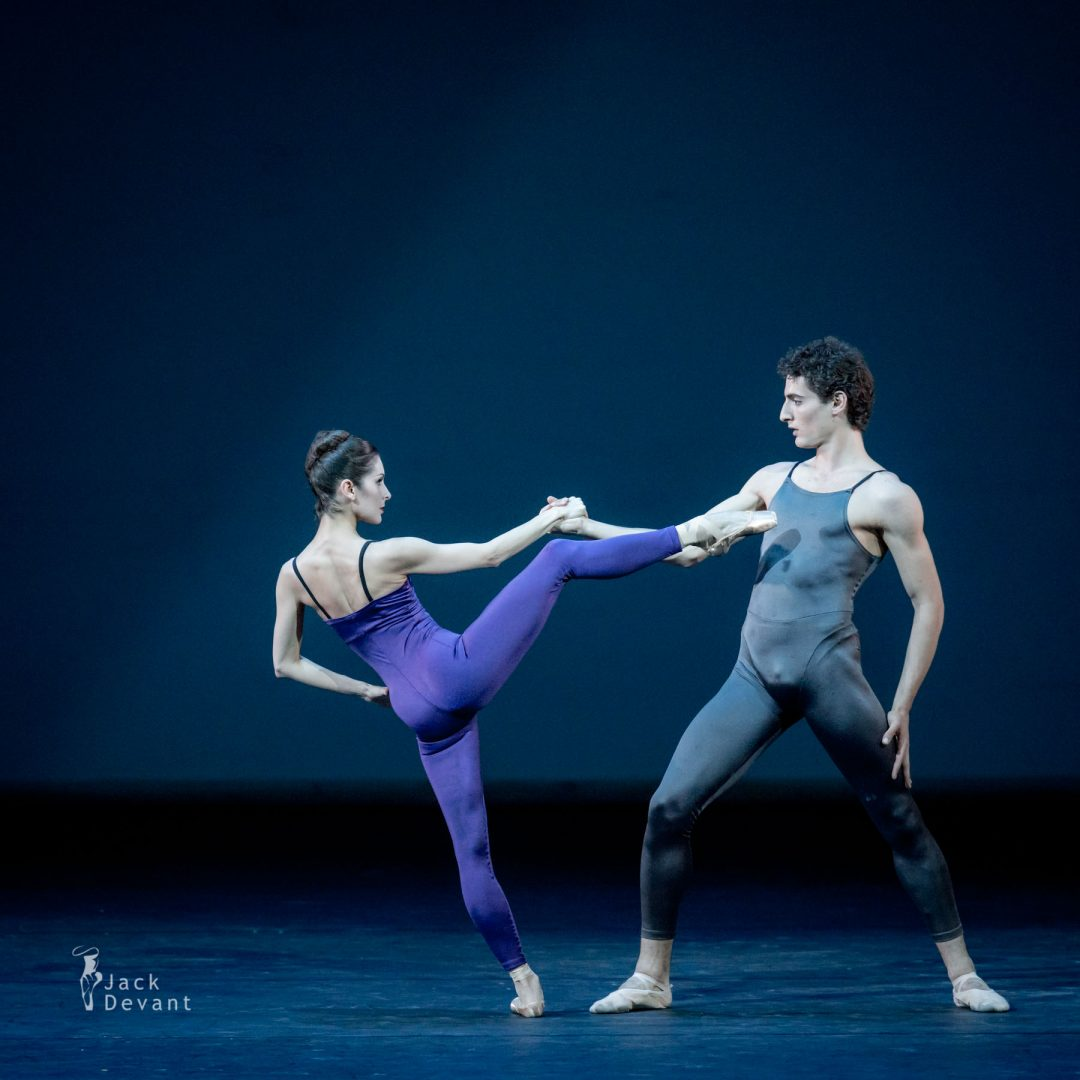 Lauren Strongin and Carlo Di Lanno in Variations for Two Couples 23