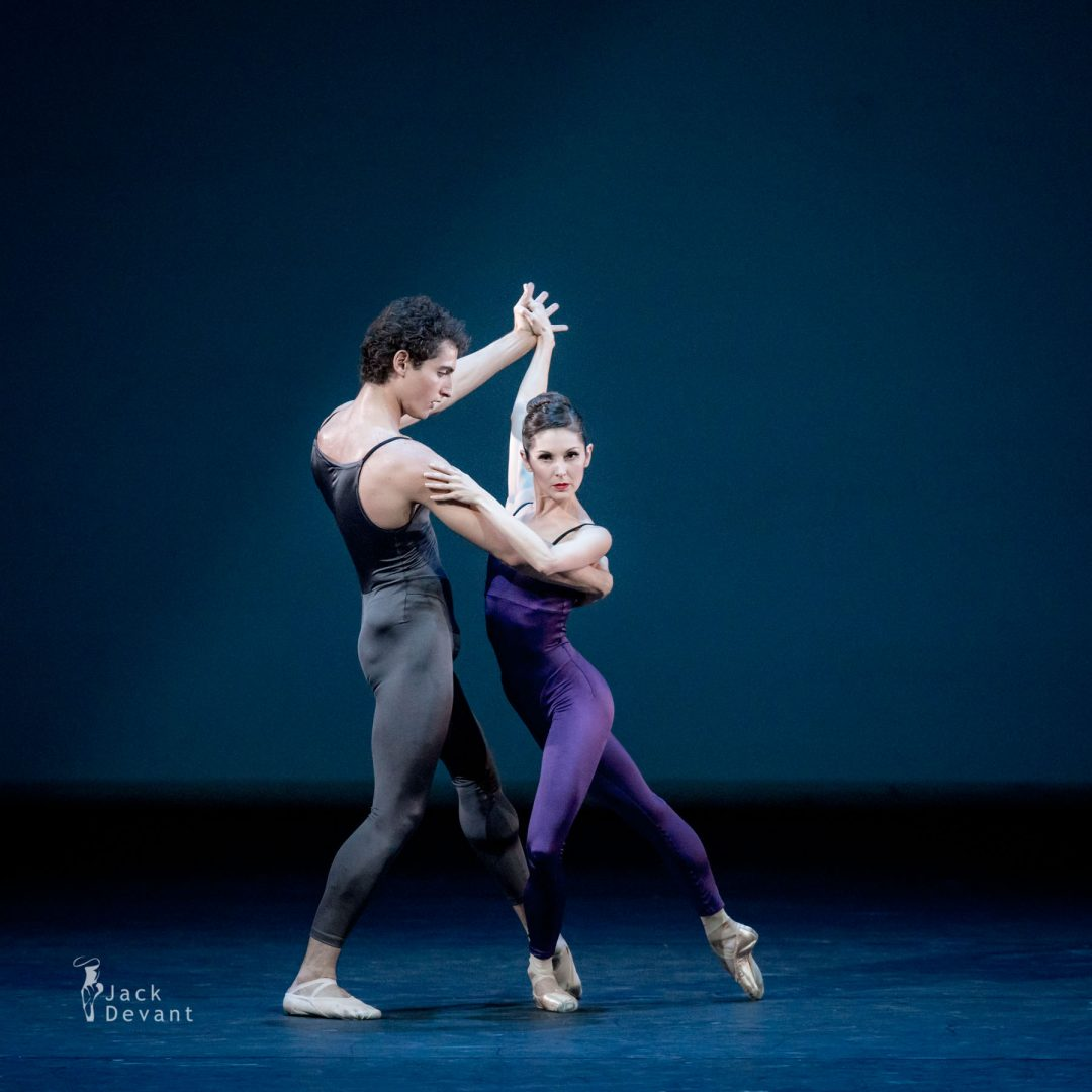 Lauren Strongin and Carlo Di Lanno in Variations for Two Couples 24