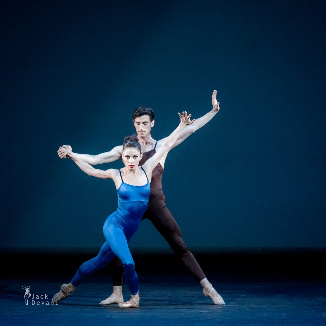 Dores Andre, Joseph Walsh in Variations for Two Couples 21