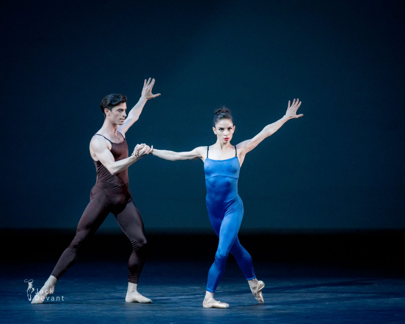 Dores Andre, Joseph Walsh in Variations for Two Couples 22