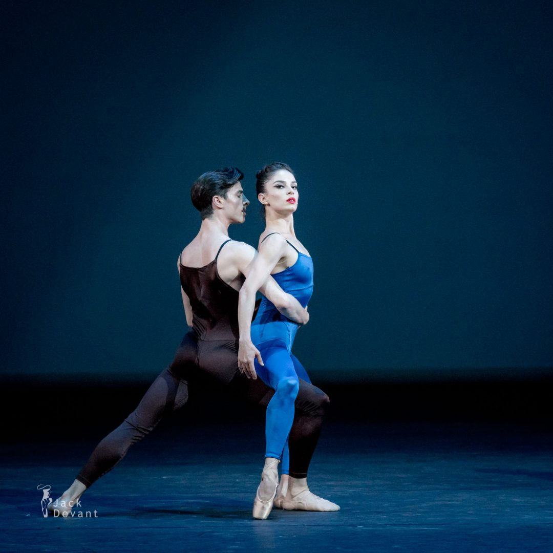 Dores Andre, Joseph Walsh in Variations for Two Couples 23
