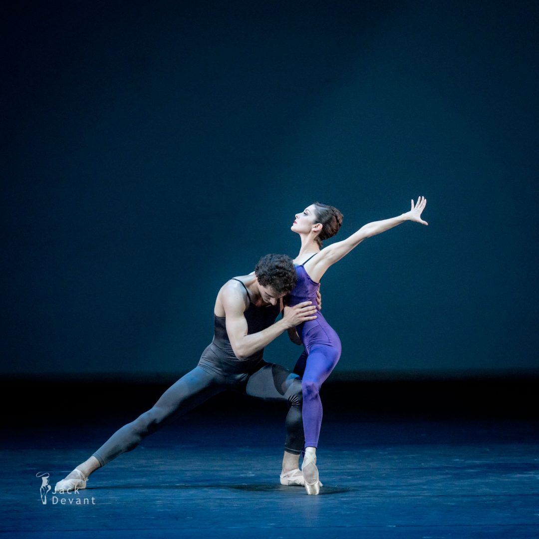 DLauren Strongin and Carlo Di Lanno in Variations for Two Couples 40