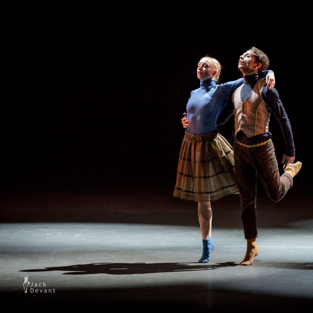 Ida Kallanvaara and Giacomo Altovino in Hora two