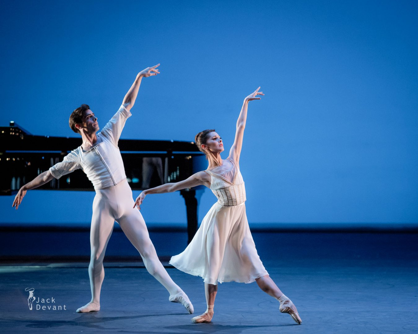 Lauren Strongin and Joseph Walsh in Seven Sonatas 5