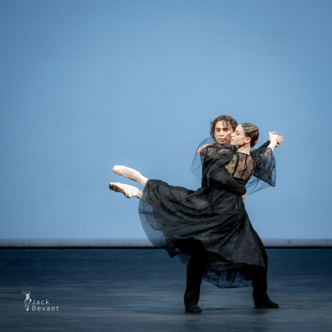 Maria Vinogradova and Ivan Vasiliev in Souvenirs