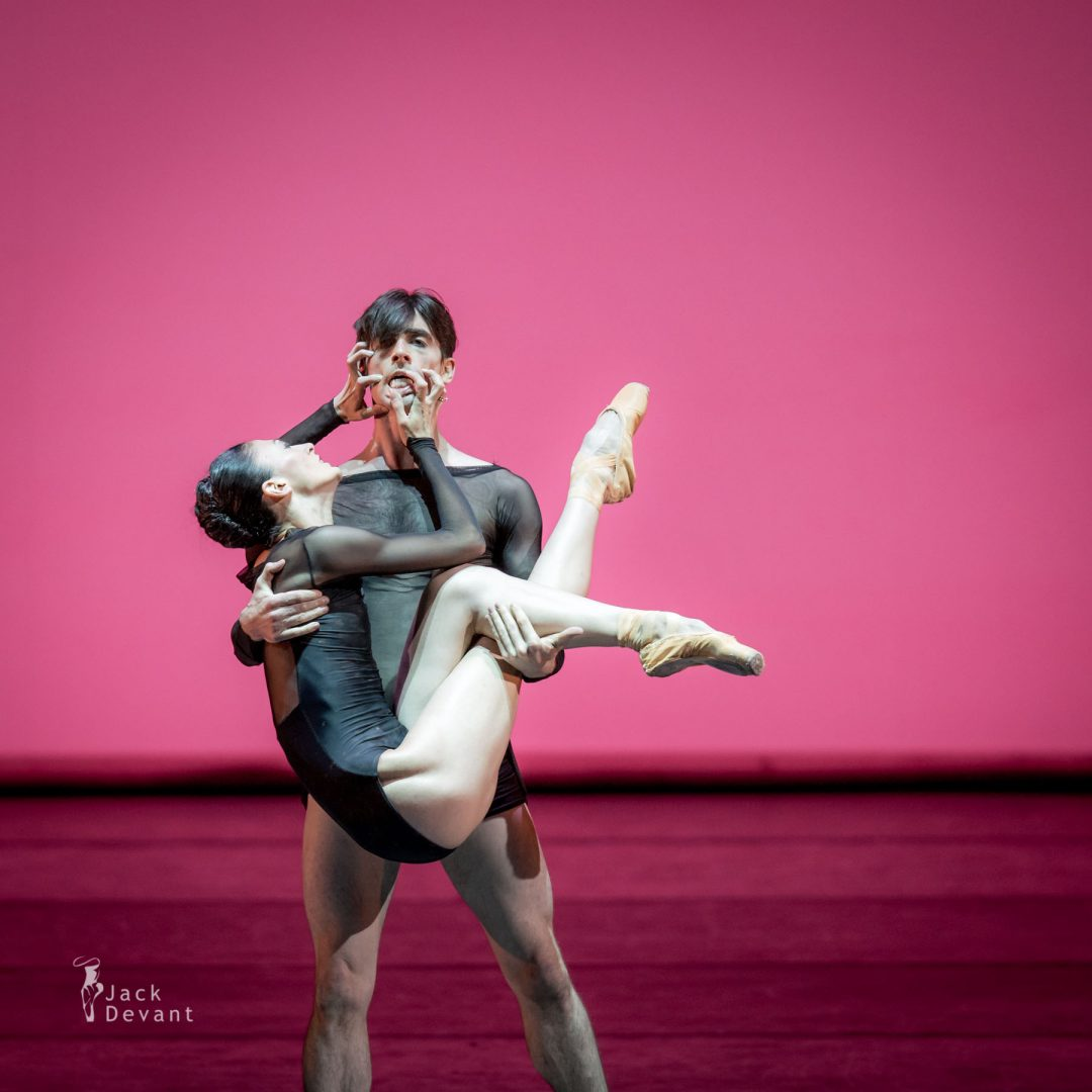 Victoria Jaiani and Joseph Walsh in Toi Moi