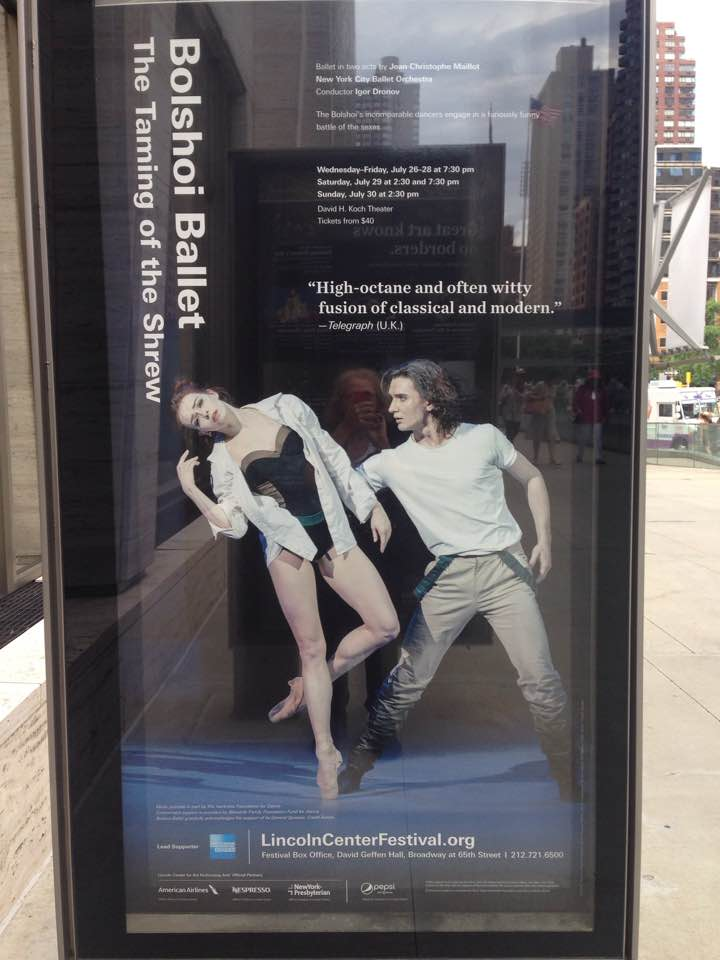 Lincoln Center Ballet Festival main visual