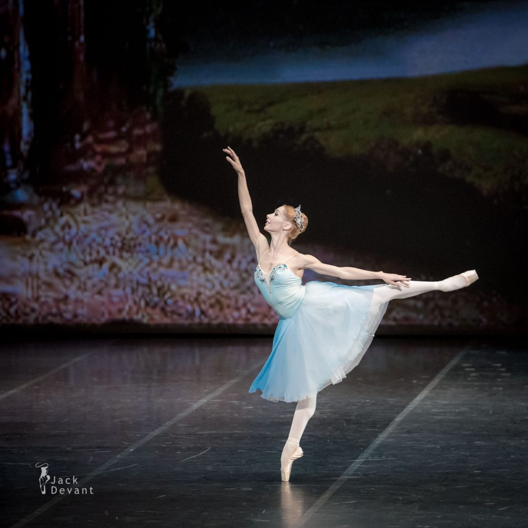 Iana Salenko in The Talisman 11
