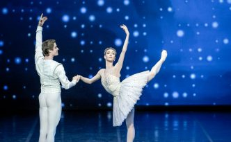 Olga Smirnova and Alexander Volchkov in Jewels