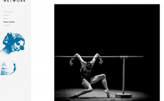 Anna Pavlova Ballet Photography Contest winner 2017
