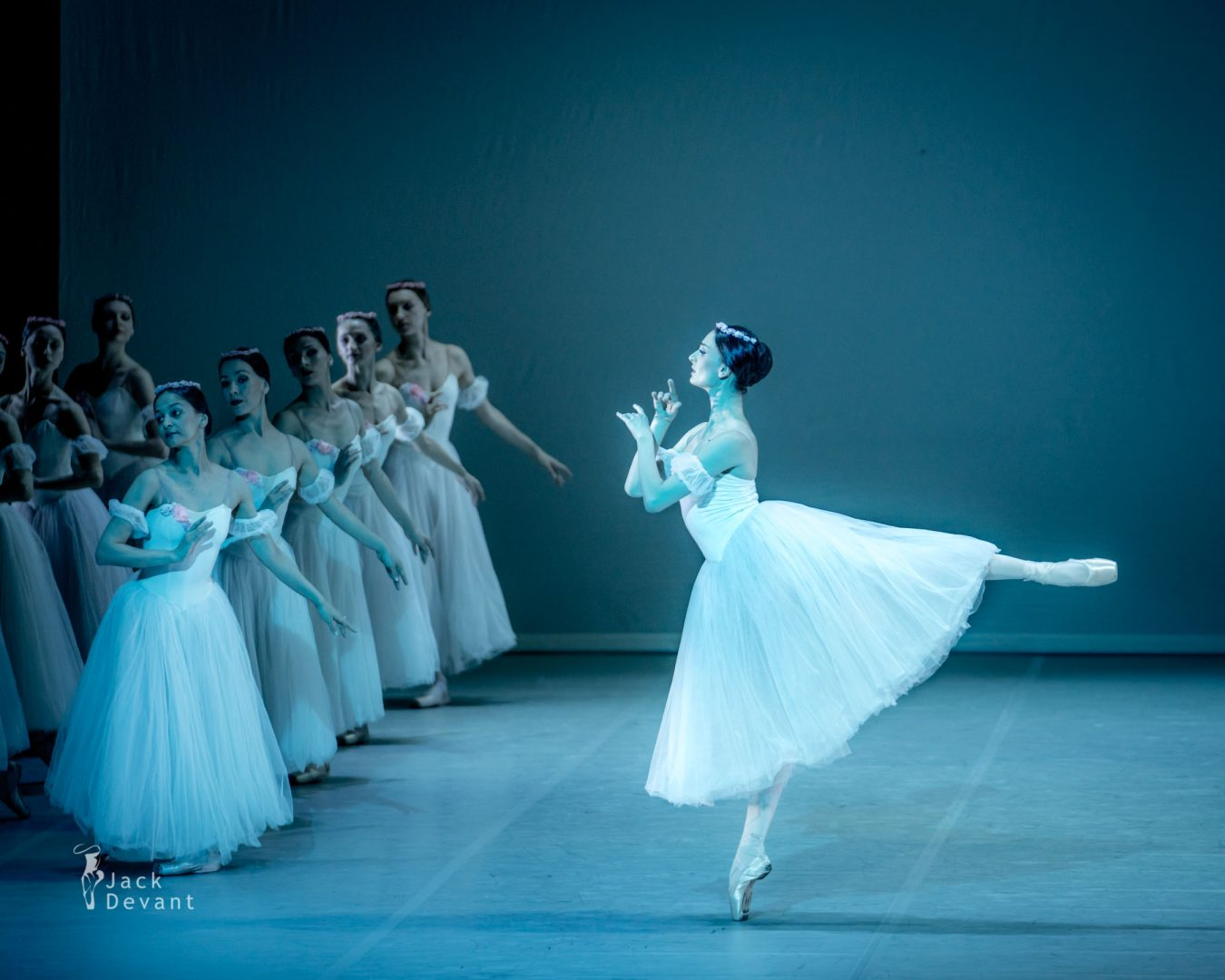 Chopiniana (Les Sylphides), State Ballet of Georgia