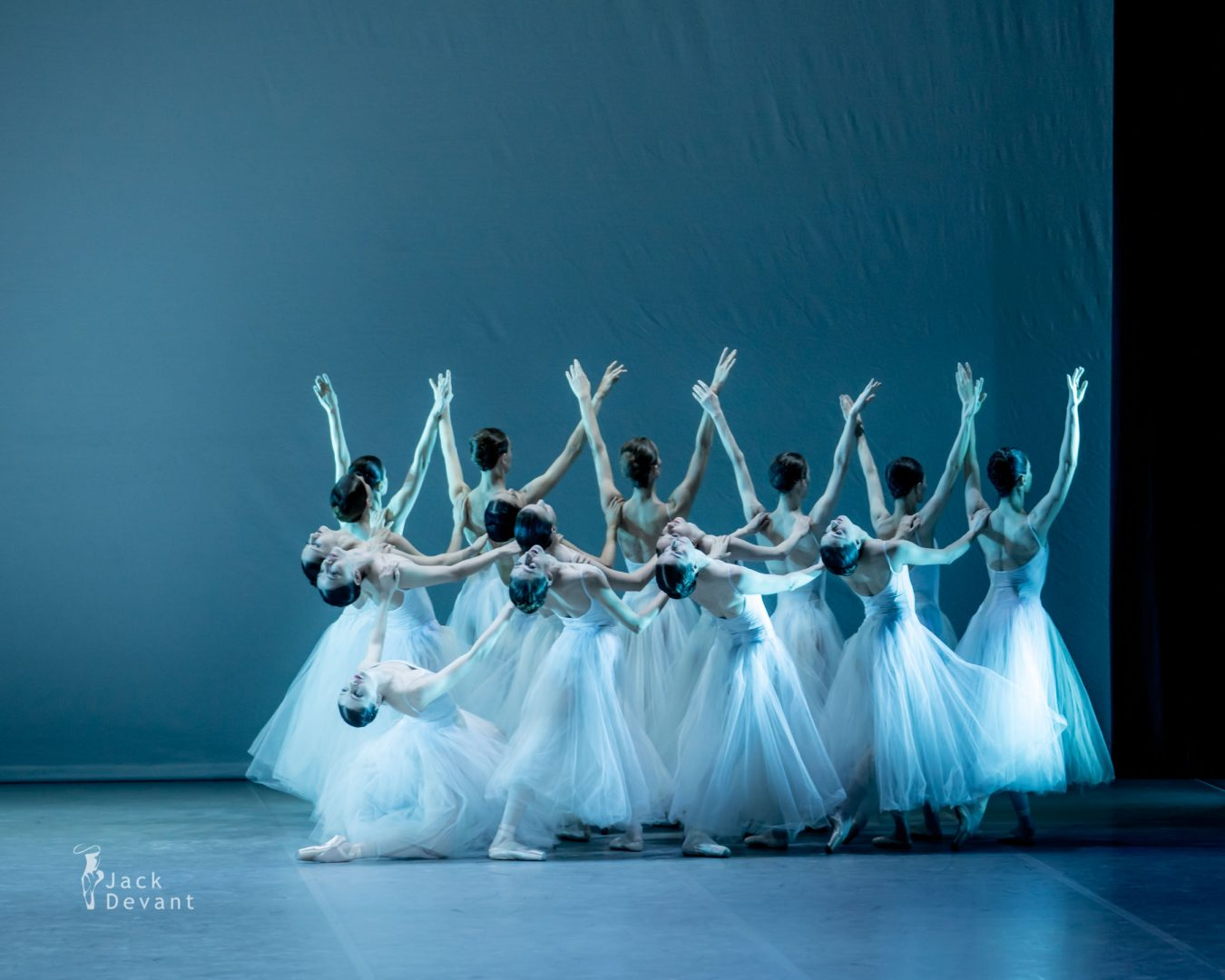 Serenade, George Balanchine, State Ballet of Georgia