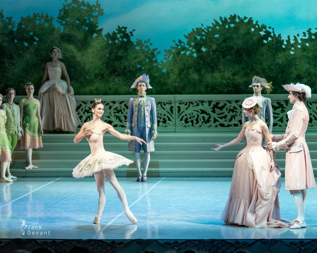 The Sleeping Beauty Princess Aurora — Polina Semionova (Полина Семионова)