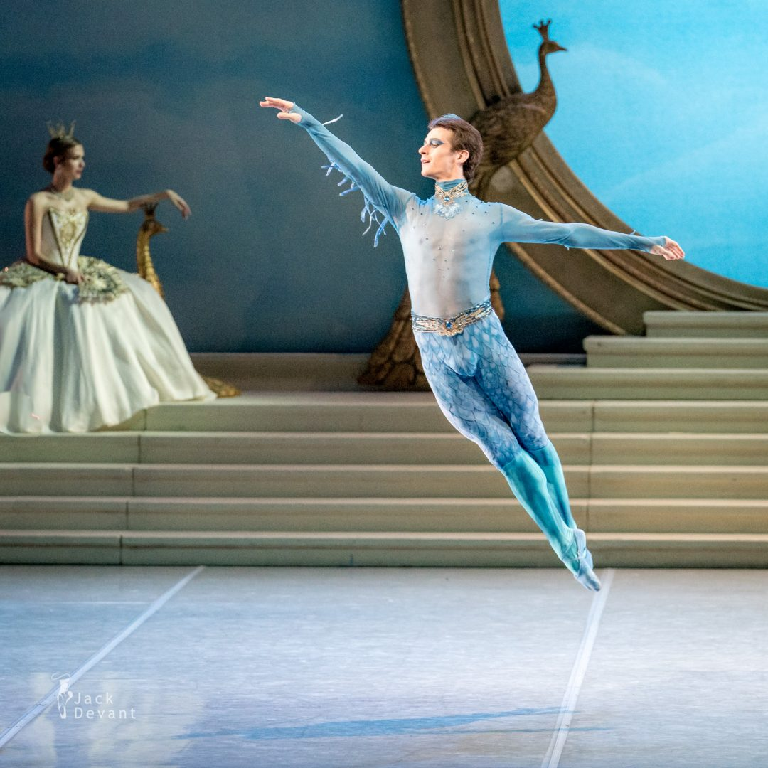 The Sleeping Beauty Ivan Zaytsev as The Bluebird 1