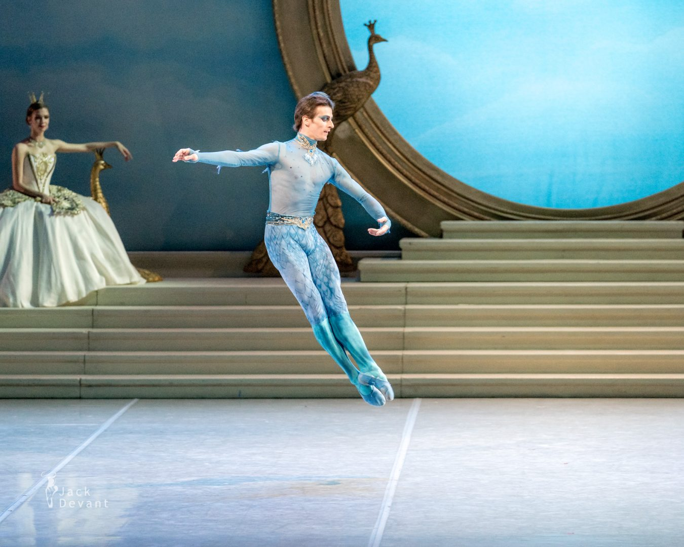 The Sleeping Beauty Ivan Zaytsev as The Bluebird 2