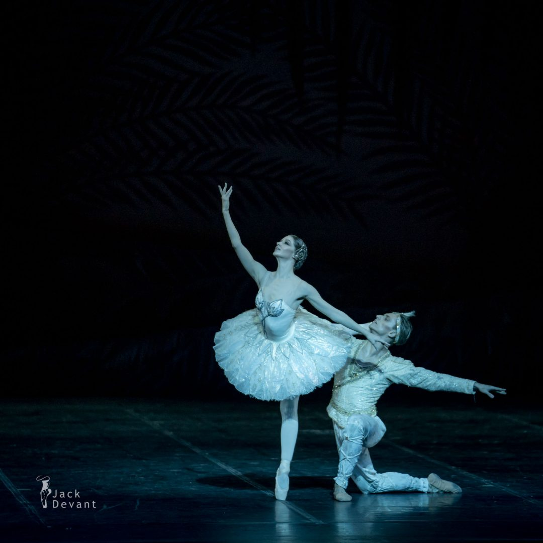The Kingdom of the Shades 6 Laurretta Summerscales as Nikiya, Sergei Polunin as Solor