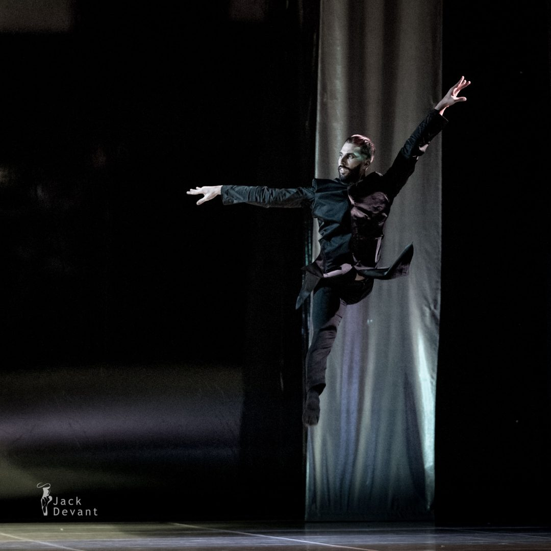 Swan Lake - Balletto di Milano Alessandro Orlando as Rothbart