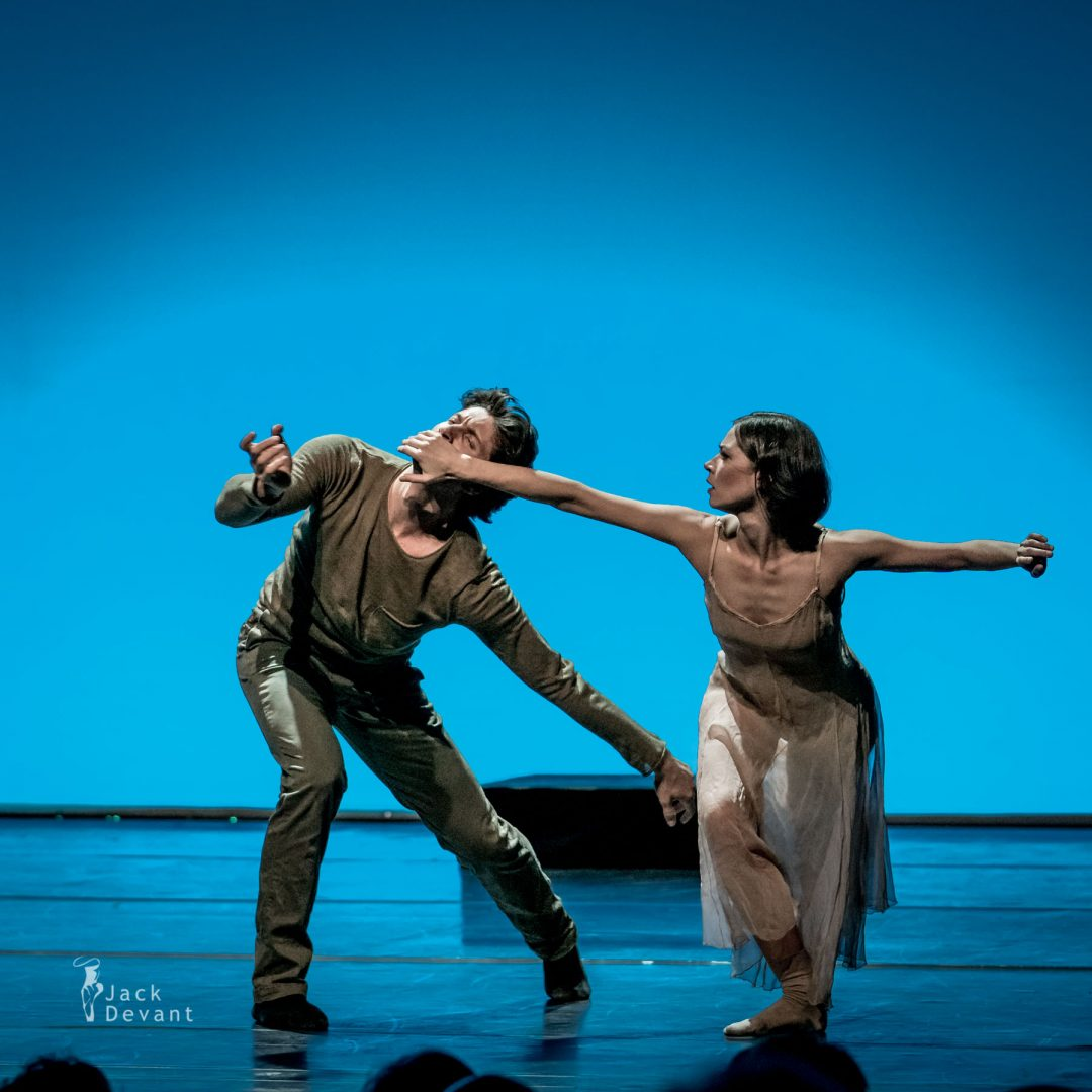 Maria Yakovleva and Eno Peci in Opus Nr. 25