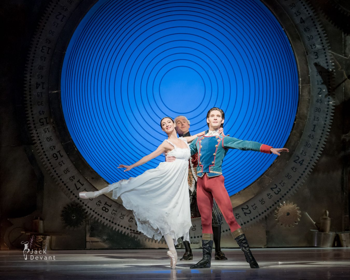 Chinara Alizade and Vladimir Yaroshenko in the Nutcracker 9